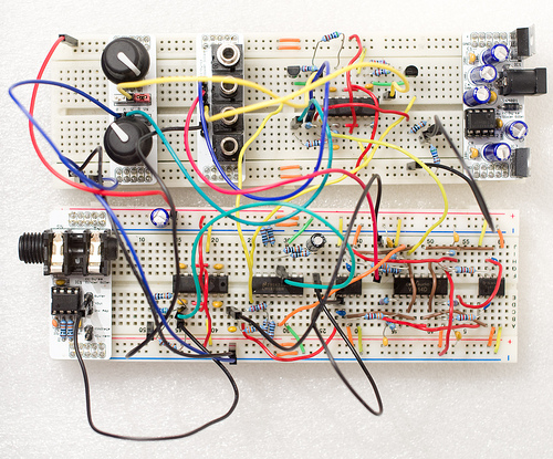 Breadboard friends