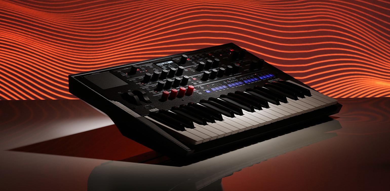 Inside KORG's Modwave - sound design tips for this upcoming wavetable synth - CDM Create Digital Music