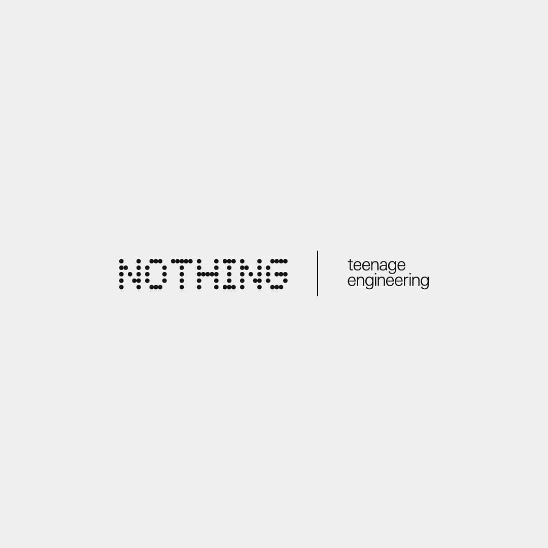 Teenage Engineering are going deeper into consumer design, with startup Nothing - CDM Create Digital Music