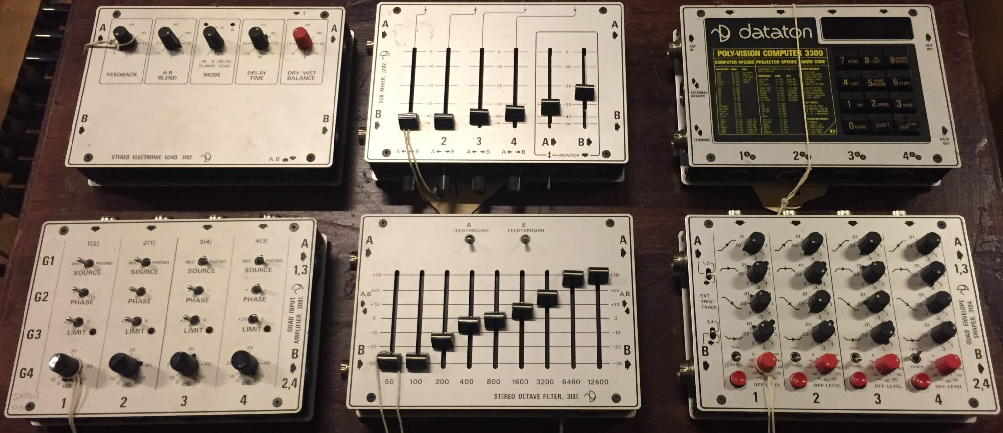 A 1970s Swedish modular you probably never heard of was meant for every music school - CDM Create Digital Music