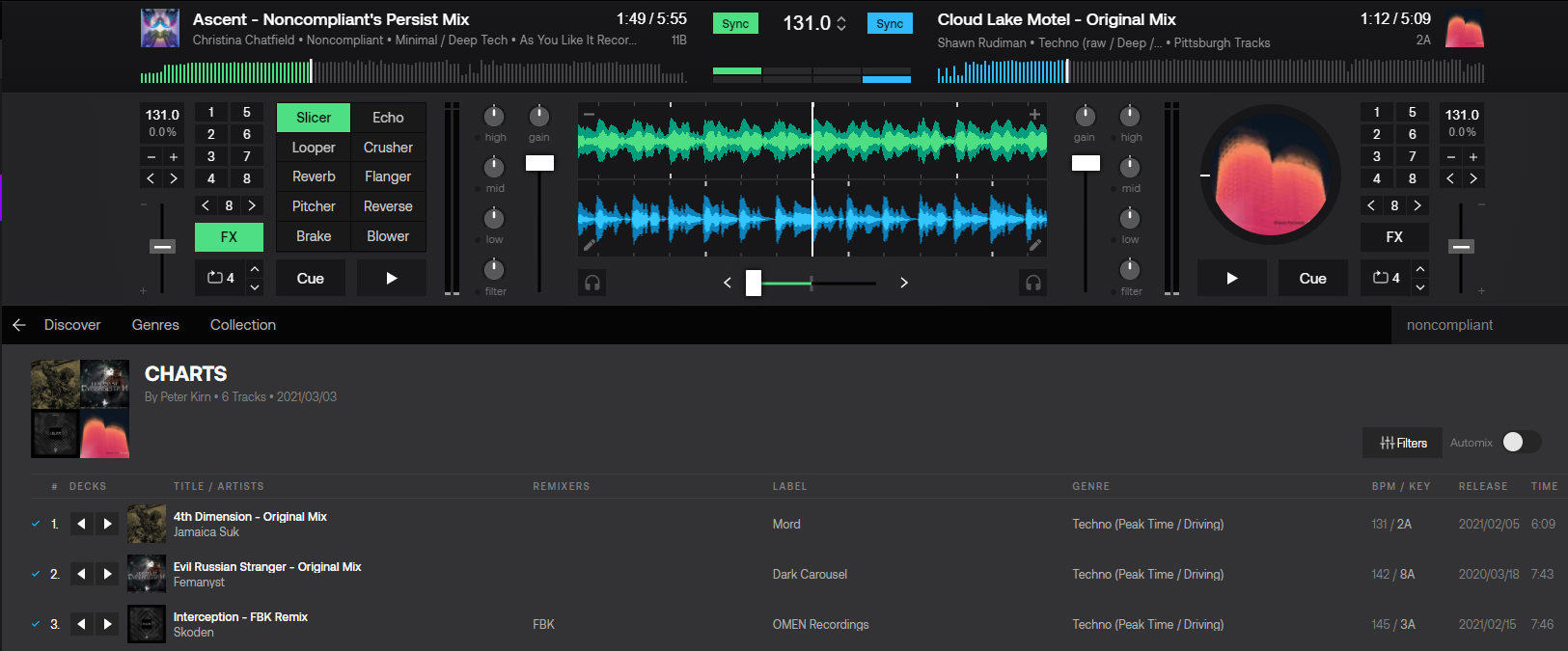 Beatport DJ is in-browser DJing for everybody – a first look, from a producer-DJ perspective