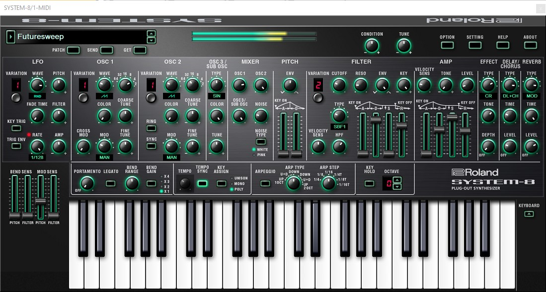 Roland SYSTEM-8 synth is free to try in April – here's why it's a sound designer's friend