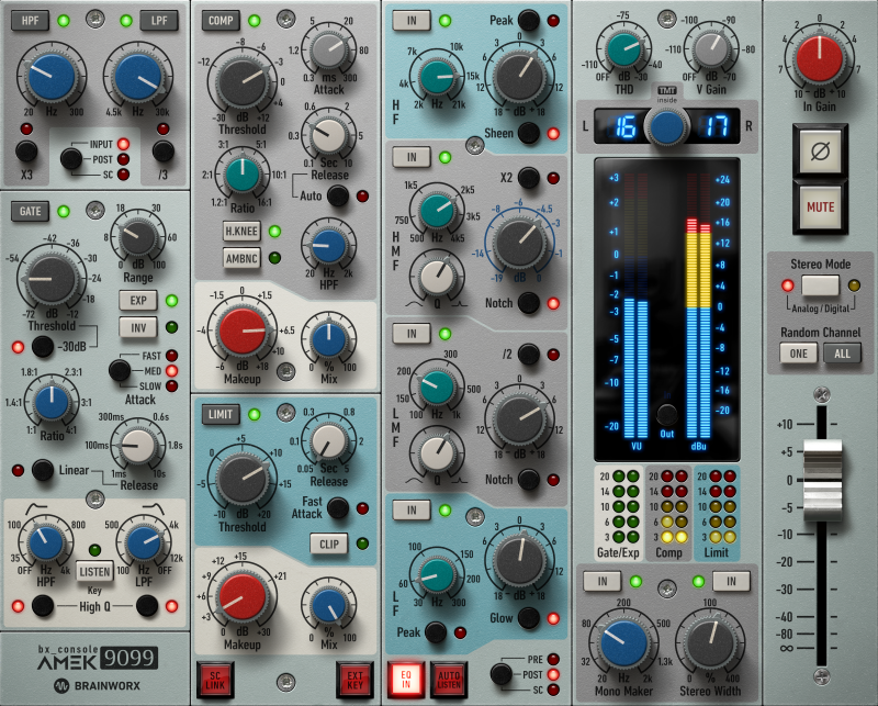 Recovering from flooding, Brainworx has their plug-ins on sale through today, $5 - $19.99+ - CDM Create Digital Music
