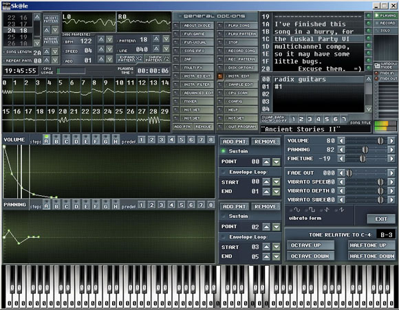 Free windows sequencers hosts for music straight out of for Create beats online free