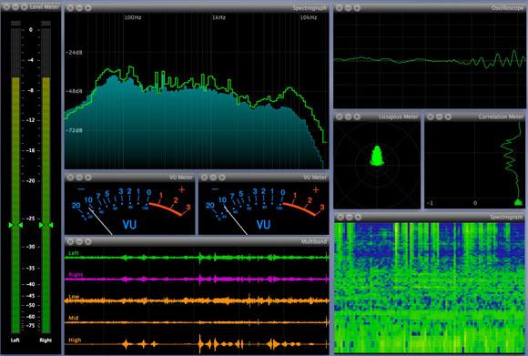 Pretty New Mac Audio Analysis, Measurement Apps - CDM Create Digital