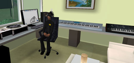 Second Life for Musicians: Vintage and New Virtual Synths