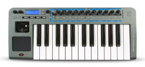 Novation Xiosynth Online Player, Tripped-Out Synth School