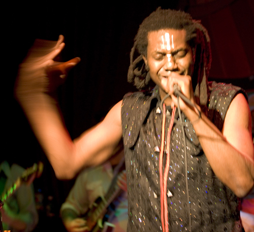 Music + Activism: African Artists Team Up for Sudan - CDM