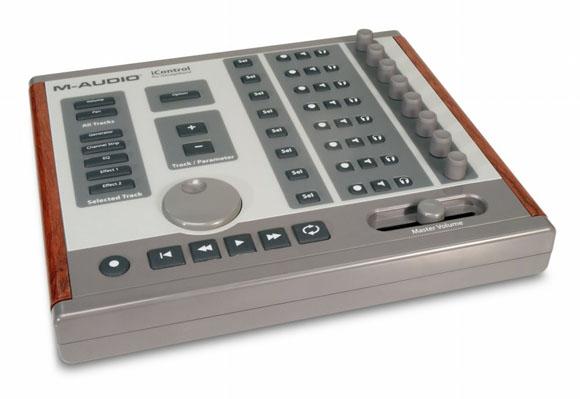 m audio icontrol new hardware for garageband analyzed cdm create digital music. Black Bedroom Furniture Sets. Home Design Ideas