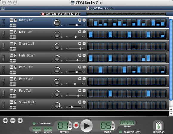 Pro Tools Drum Plugin