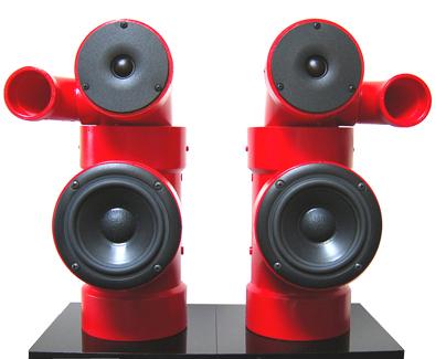 Acoustical Art: PVC Pipe Speakers - CDM Create Digital Music